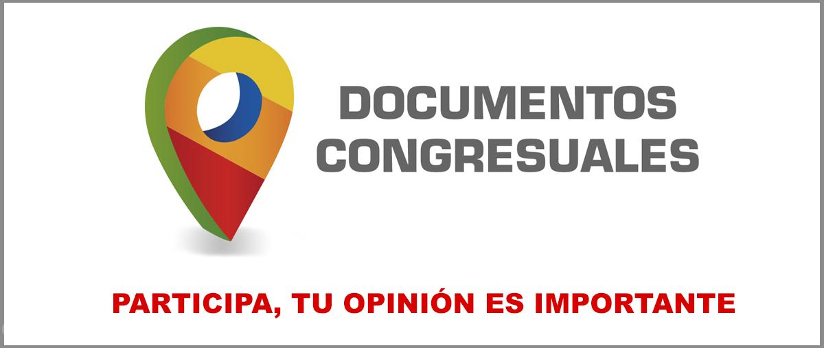 Documentos Congresuales