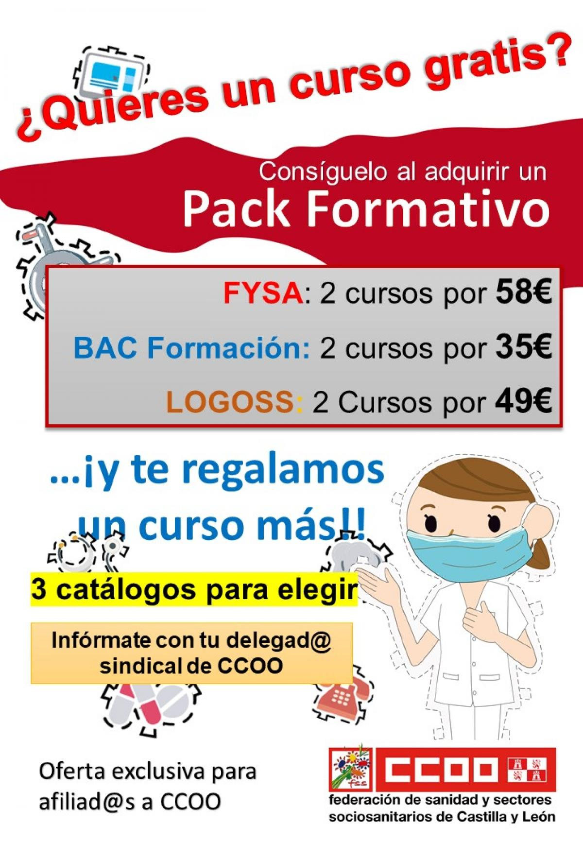 Pack formativo